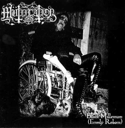 Mutiilation - Black Millennium (Grimly Reborn) CD