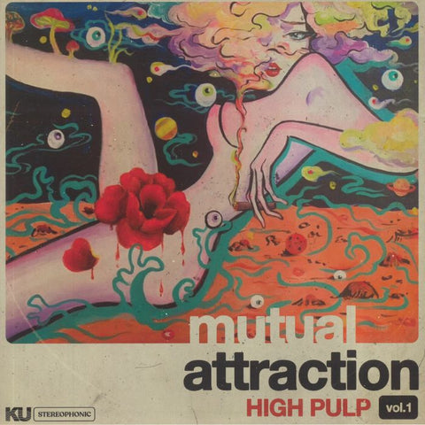 "High Pulp - Mutual Attraction Vol. 1 (12"")"