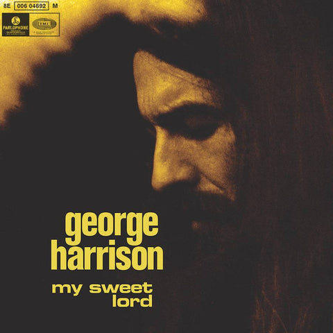 "[RSDBF20] George Harrison - My Sweet Lord (7"", milky clear vinyl)"