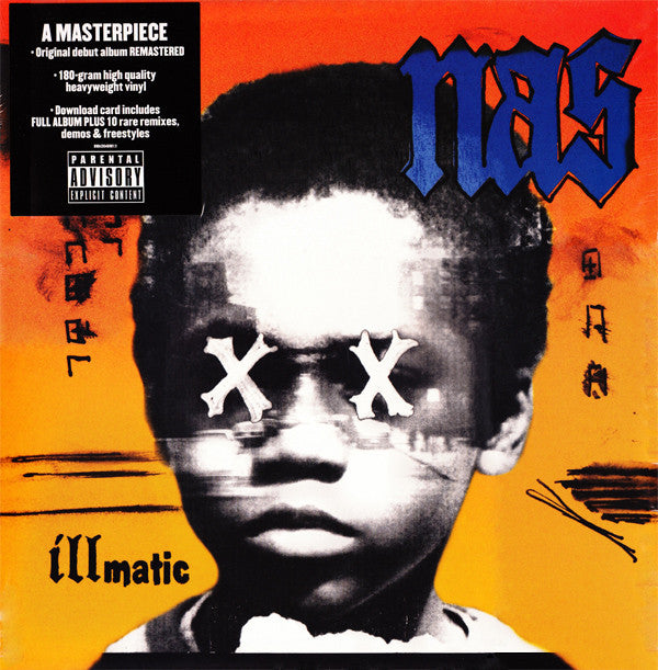 Nas - Illmatic XX (180g LP)