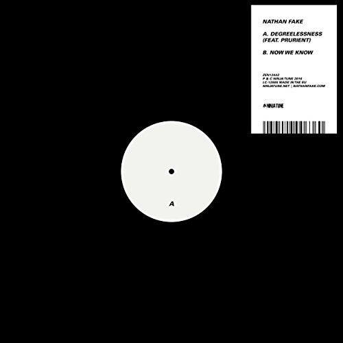 "Nathan Fake & Prurient - Degreelessness (12"")"