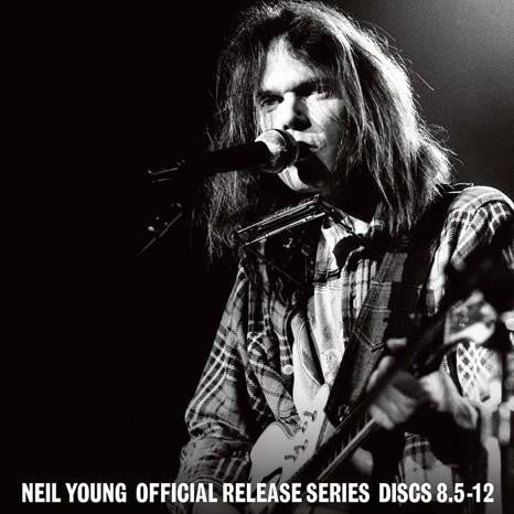 Neil Young - Official Release Series Discs 8.5-12 (5xLP Boxset)