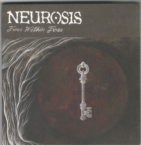 Neurosis - Fires Within Fires (LP, Bloody Clear Vinyl)