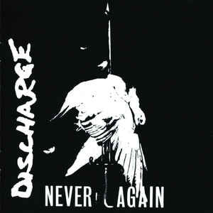 Discharge - Never Again (Grey Vinyl LP)