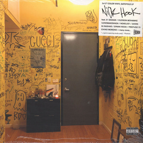 Nick Hook - Relationships (2xLP)