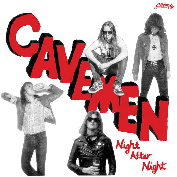 Cavemen - Night After Night (LP)