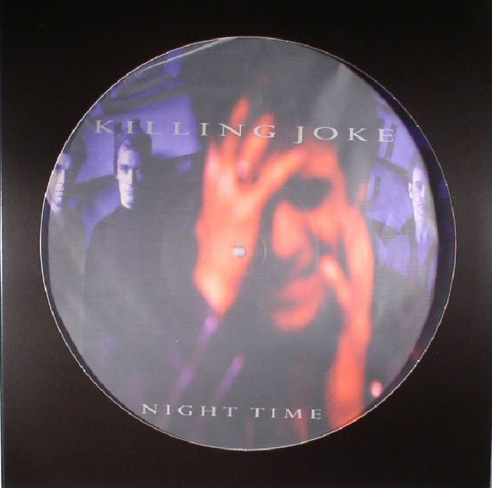 Killing Joke - Night Time LP (picture disc)