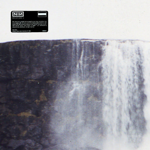 Nine Inch Nails - The Fragile: Deviations 1 (4xLP)