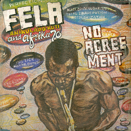 Fela Kuti & Afrika 70 - No Agreement (LP)