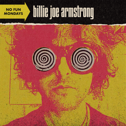 Billie Joe Armstrong - No Fun Mondays (LP, baby blue vinyl)