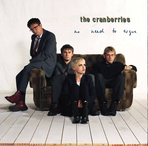 The Cranberries - No Need To Argue (2xLP, deluxe edition)