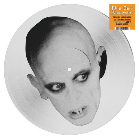 Wun Two (feat Crimeapple) - Nosferatu (LP, picture disc)