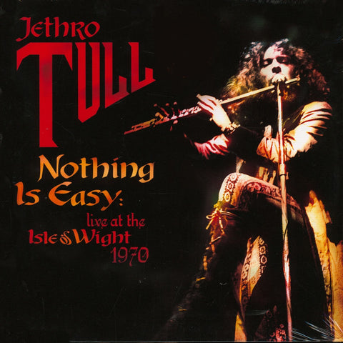 Jethro Tull - Nothing Is Easy: Live At The Isle Of Wight 1970 (2xLP)