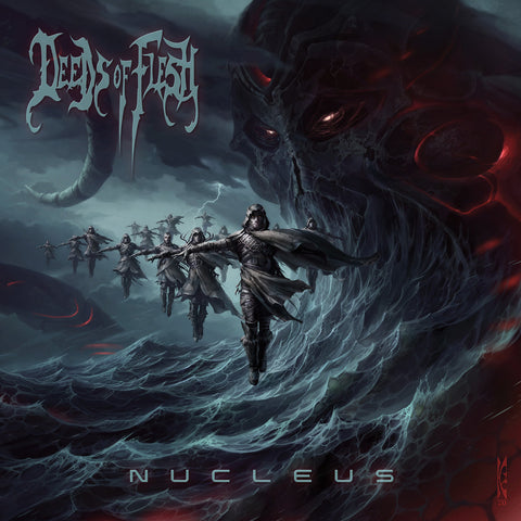 Deeds Of Flesh - Nucleus (LP)