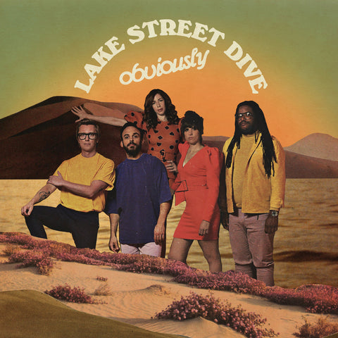 Lake Street Dive - Obviously (LP, White vinyl)