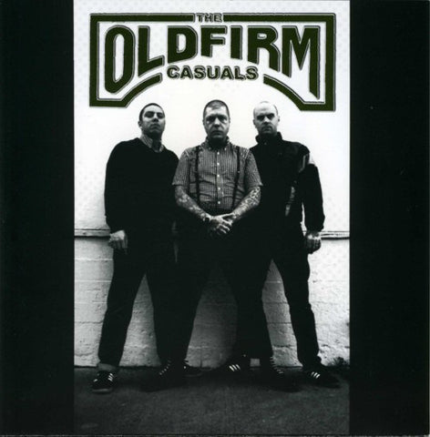 "Old Firm Casuals - s/t EP (12"", clear vinyl picture disc)"