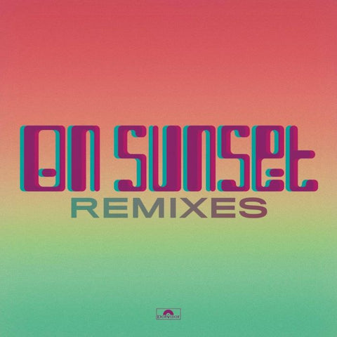 "Paul Weller - On Sunset Remixes (12"")"