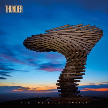 Thunder - All The Right Noises (2xLP, 'Galaxy' vinyl)