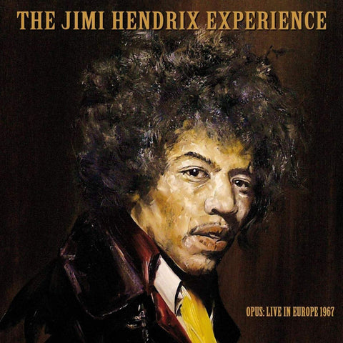 Jimi Hendrix Experience - Opus: Live In Europe 1967 Volume 1 (LP, purple vinyl)