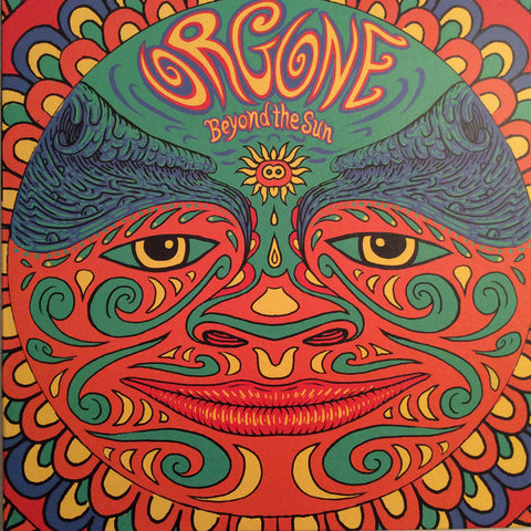 Orgone - Beyond The Sun (2xLP)