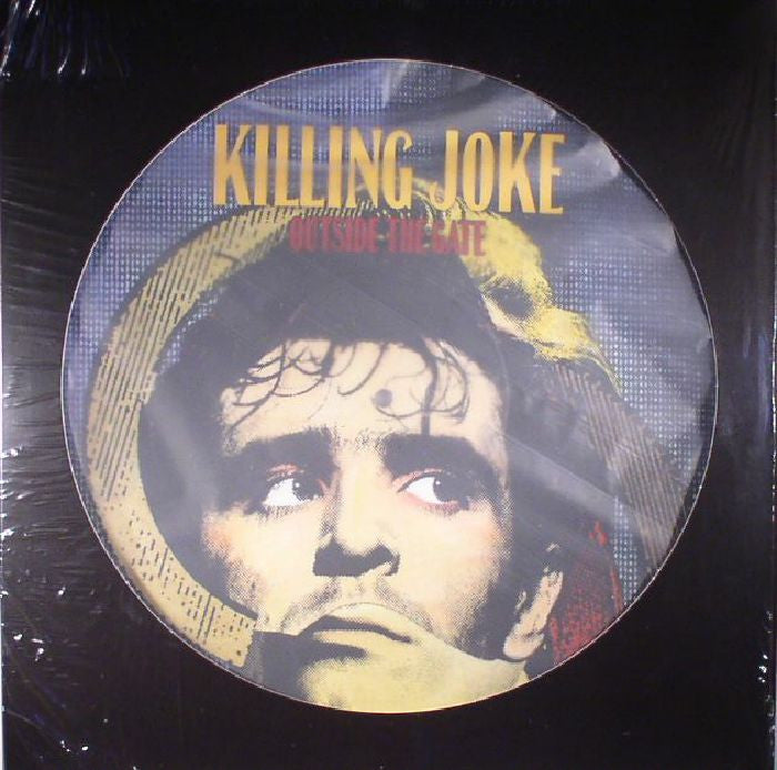 Killing Joke - Outside The Gate LP (picture disc)