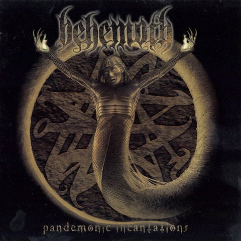 Behemoth - Pandemonic Incantations (LP, orange vinyl)