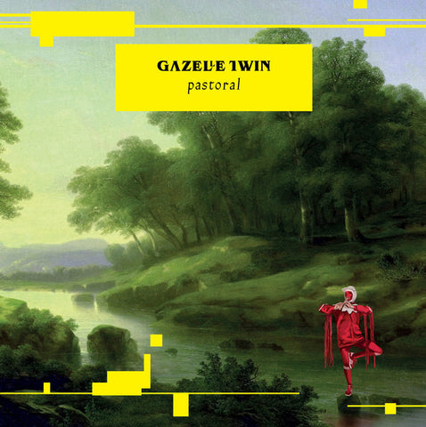 Gazelle Twin - Pastoral (LP, red vinyl)