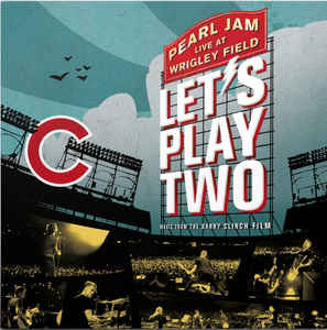 PREORDER - Pearl Jam - Let's Play Two (2xLP)