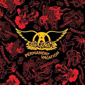 Aerosmith - Permanent Vacation LP (180g vinyl)