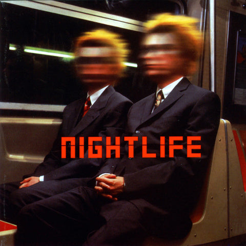 Pet Shop Boys - Nightlife (LP)