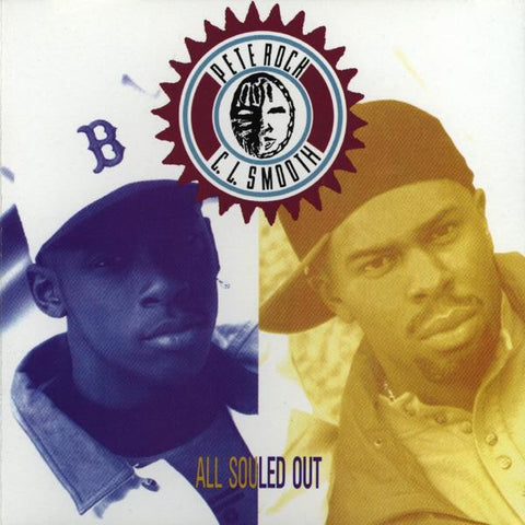 "Pete Rock & C.L. Smooth - All Souled Out (12"", Clear Vinyl)"