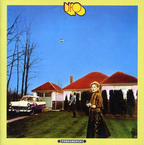 UFO - Phenomenon (2xLP)
