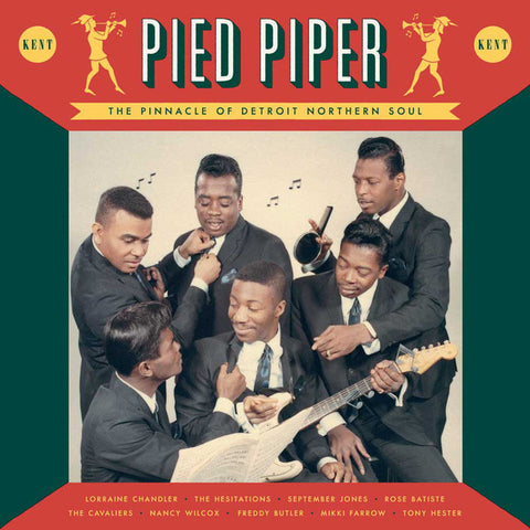 Various - Pied Piper: The Pinnacle Of Detroit Northern Soul LP