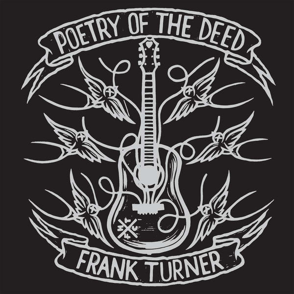 Frank Turner - Poetry Of The Deed (2xLP, 10th Anniversary Edition, white vinyl)