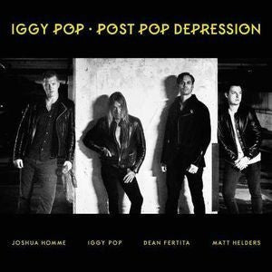 Iggy Pop - Post Pop Depression LP (Deluxe Edition, Limited)