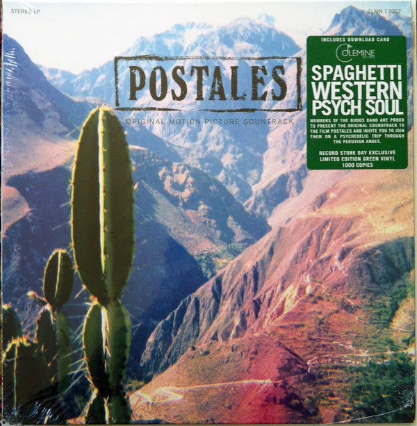 Various - Postales OST (LP, Gatefold LP+  Download)
