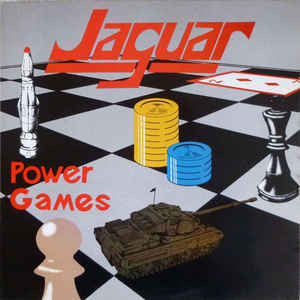 Jaguar - Power Games LP