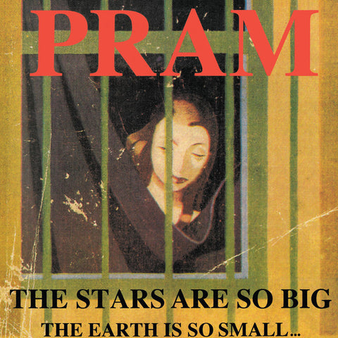 Pram - The Stars Are So Big .. (Red Vinyl)