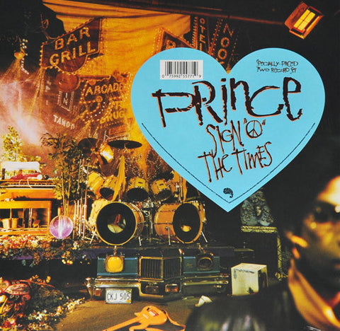 "Prince - Sign ""O"" The Times (2xLP)"