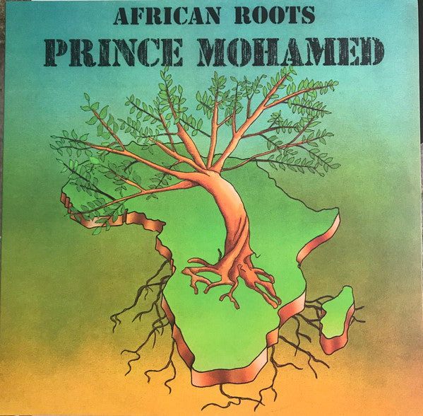 Prince Mohamed - African Roots (LP)