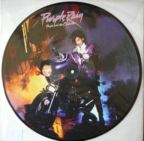 Prince And The Revolution - Purple Rain (Picture Disc LP)