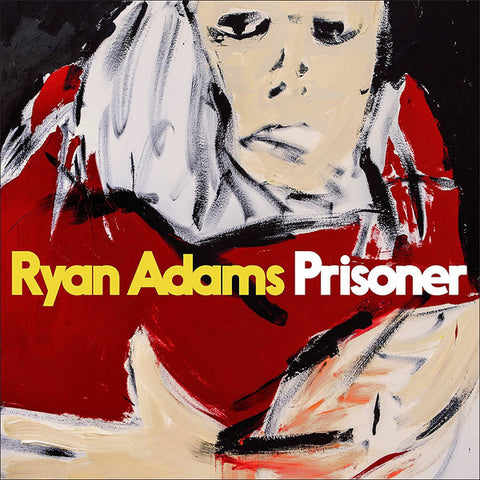 Ryan Adams - Prisoner LP (inc DL code)