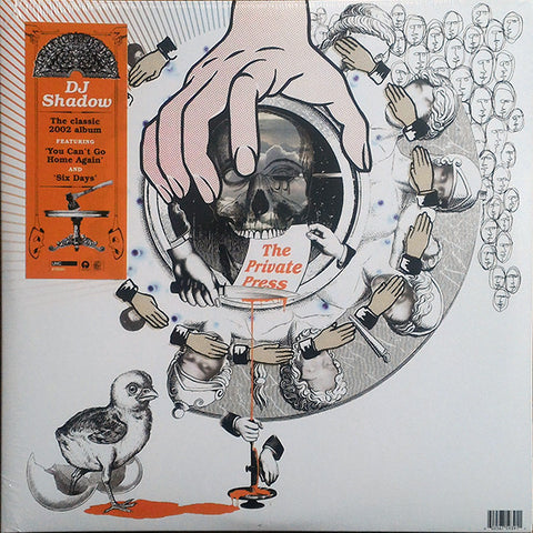 DJ Shadow - The Private Press (2xLP)
