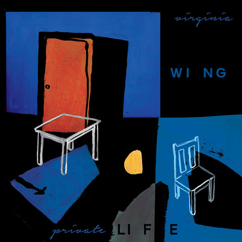 Virginia Wing - Private Life (LP)