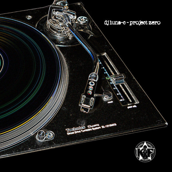 "DJ Luna-C - Project Zero (12"")"
