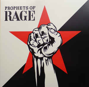 Prophets Of Rage - s/t (LP)
