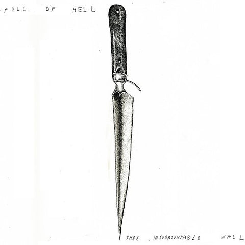 Full Of Hell / Psywarfare ‎– Thee Insurmountable Wall / The Exotic Sounds Of Psywarfare LP (RSD 2014)