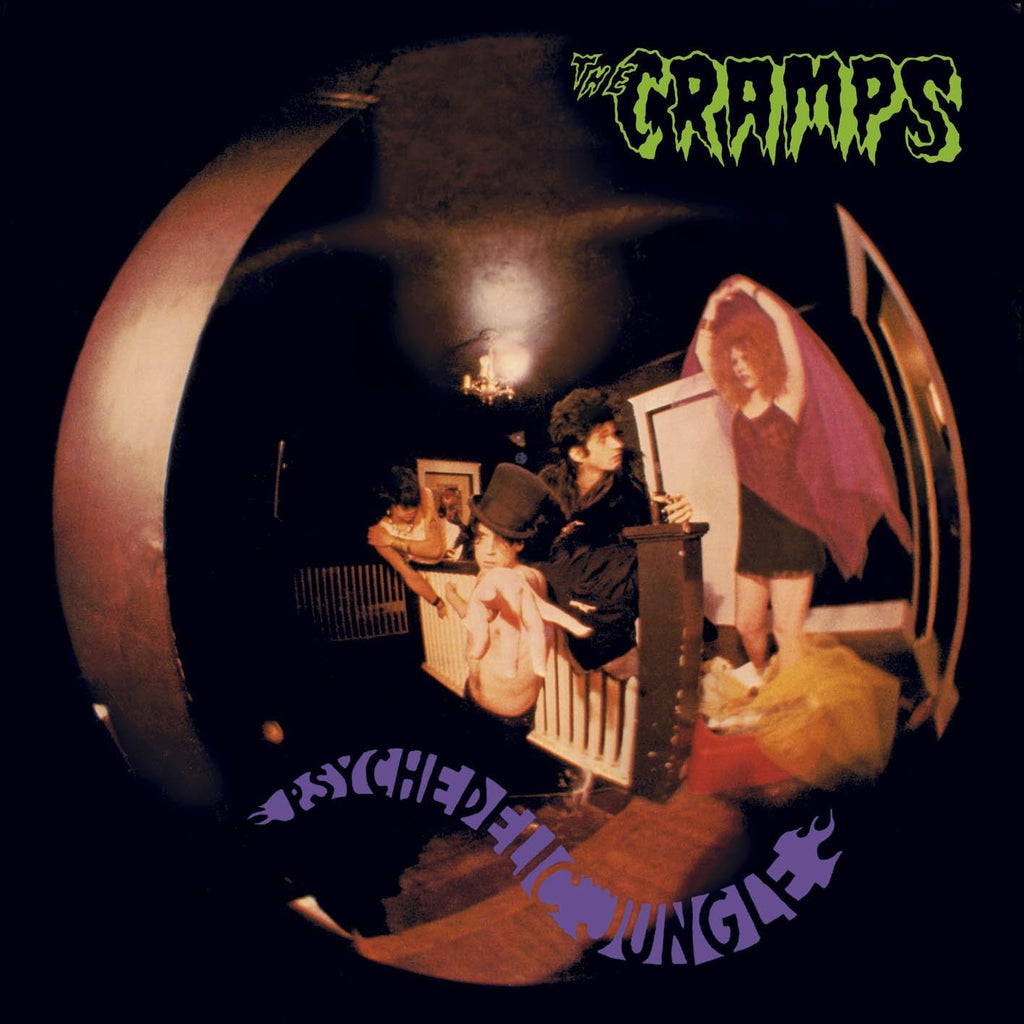 Cramps, The - Psychedelic Jungle LP