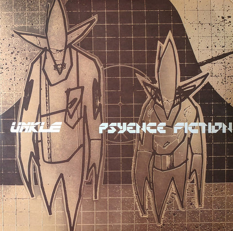 UNKLE - Psyence Fiction (2xLP)