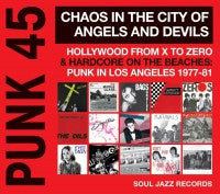 Various Artists - Chaos In The City Of Angels And Devils
